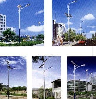太阳能LED照明 西部未来能源优势
