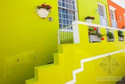 高楼外墙装饰安全性之辩 摩天外墙涂料VS瓷砖
