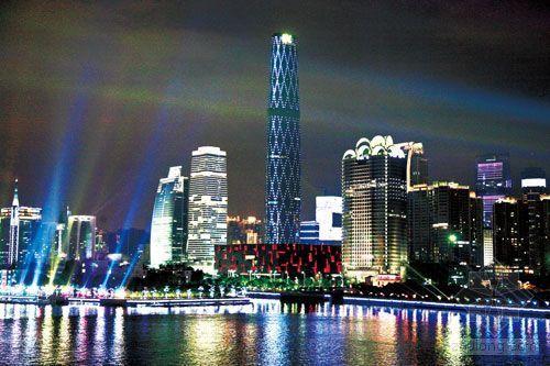 广州国际金融中心:模式易复制 结构存隐忧