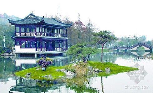 徐州:彭祖园明日敞园开放 改造后园区分为五大景区