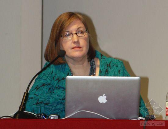 凯瑟琳·胡斯卡女士主题报告《不锈钢建筑细节与设计》在京举办