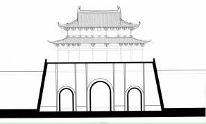民居渗透到皇城内部 南宋博物院设计方案再次评审