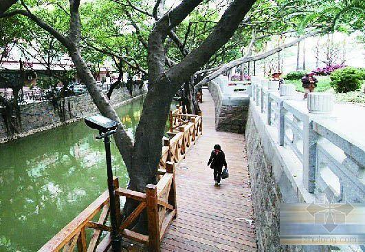 """福州旧区改造资料下载-福州:步行道又""""长""""了 公园串游梦想成真"""