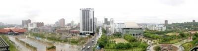 武汉:打造8万平方米绿化景观