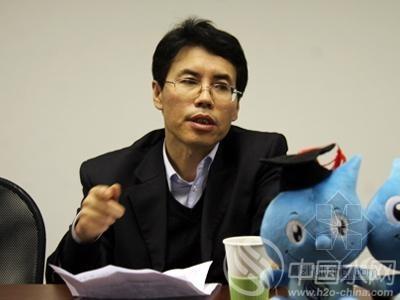 王洪臣谈我国水质标准体系建设