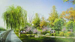 扬州人真幸福,古运河两岸都要变成公园啦!