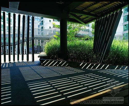 深圳市中科研发园街头公园景观设计