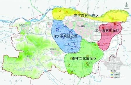 """河南打造""""郑州都市区森林公园体系"""""""