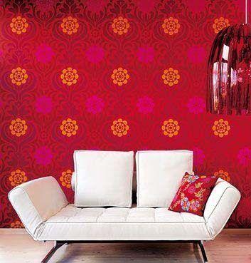 装饰红色春节 选一款喜庆壁纸过新年