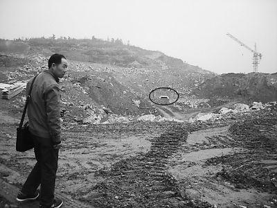 南京建豪华别墅致将军山明朝古墓群遭破坏