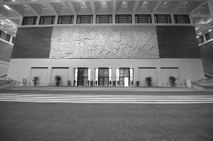 中国国家博物馆新装亮相 改扩建耗资25亿