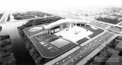 """上海:航天博物馆5年内""""悬空""""迎客"""