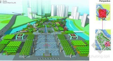 贵阳中央生态广场规划方案拟定于4月初开建