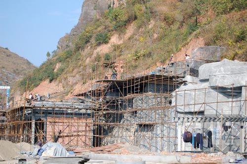 漫川关:二亿元打造国家级历史文化名镇