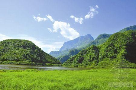 构溪河大瓦山升级国家湿地公园