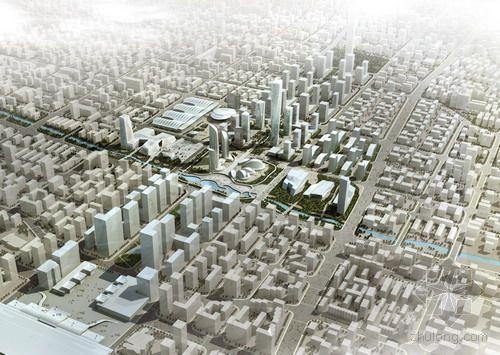 山东省省会文化艺术中心项目设计