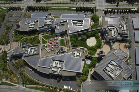ingenhoven建筑事务所资料下载-Ingenhoven事务所设计谷歌的加州新总部