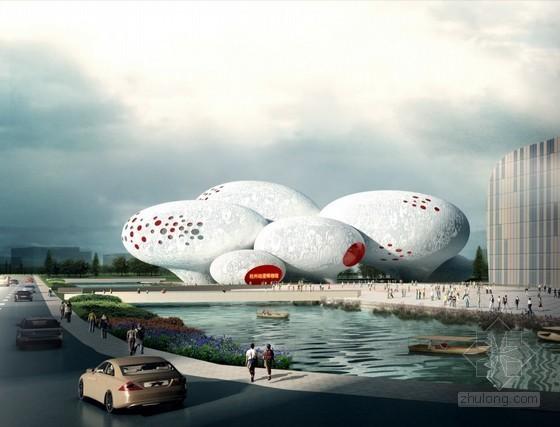 中国白马湖动漫博物馆