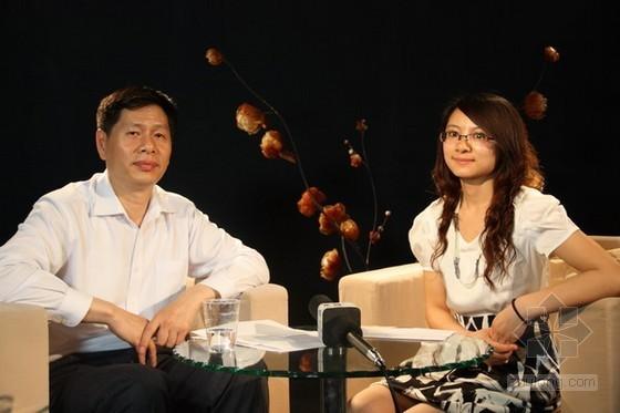 专访北京城建集团副总工程师王甦