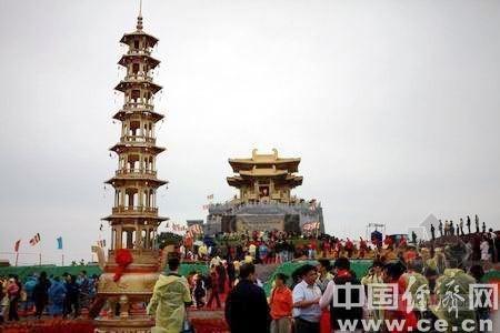 大洪山风景区牵手佛文化发展生态游