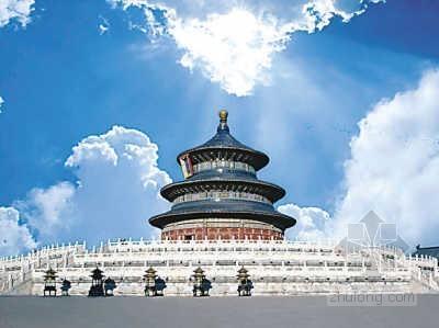 北京名城保护:旧城是核心、中轴线申遗