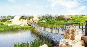 滨海新建提升改造十大公园 居民再添造氧好去处