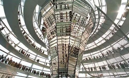 欧洲令人震撼的现代建筑
