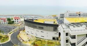 深圳大运会21个新建场馆全部竣工