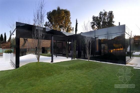西班牙奢侈的模块化住宅设计