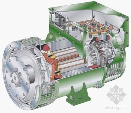 发电机组产品知识库