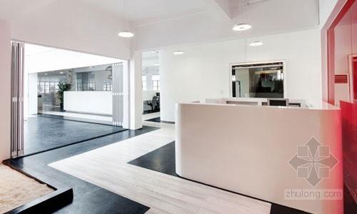 东方IC创意办公空间设计