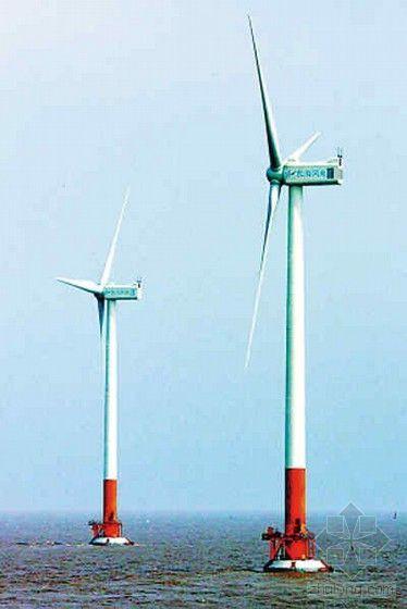 中国海上风力发电潜力巨大