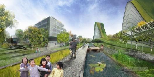 高雄港口城市设计竞赛获奖作品