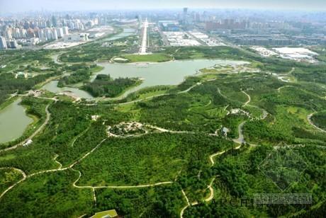 北京奥林匹克森林公园喜获2011芝加哥绿色优秀设计奖