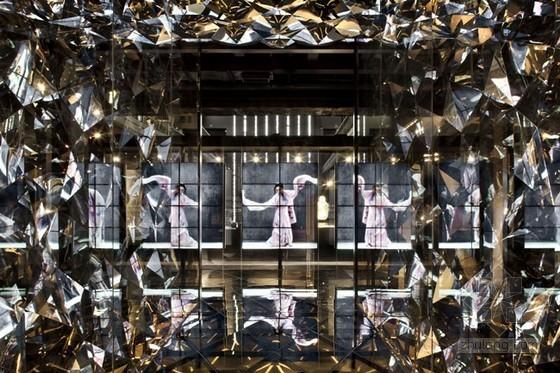 上海玻璃博物馆室内设计