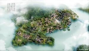 重庆巴渝园:园林与美食的双重饕餮盛宴