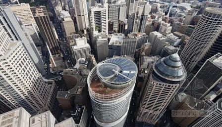 Ingenhoven事务所设计的悉尼生态高层建筑揭幕