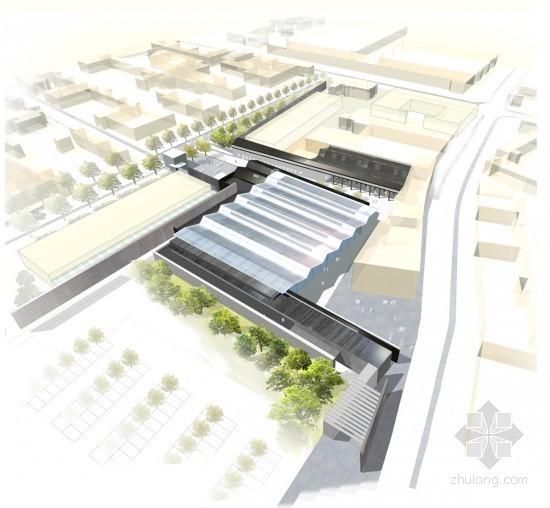 Claudio Nardi Architetto设计的波兰克拉科夫当代艺术博物馆