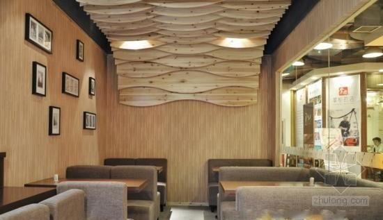 许清平设计日式餐厅