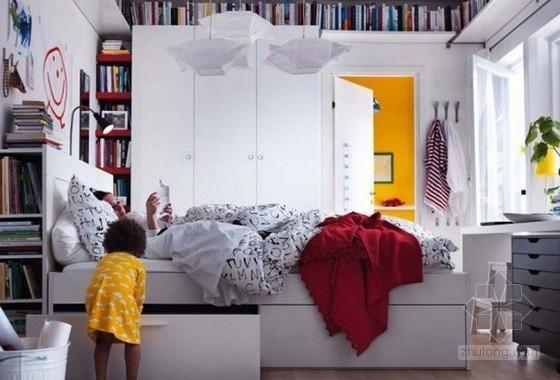 2012宜家卧室设计