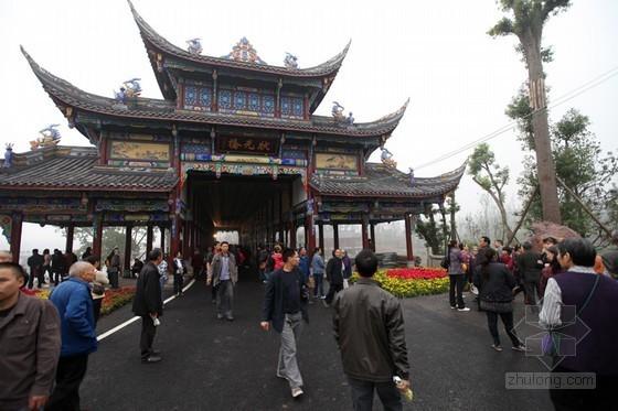 重庆最大城市湿地公园—观音塘湿地公园开园