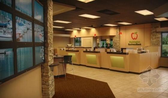 华盛顿商业银行设计