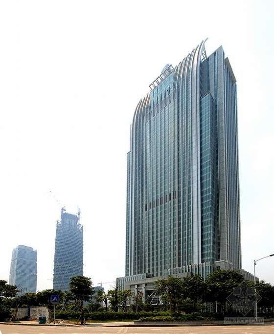 可耐福项目——广州富力丽思卡尔顿酒店