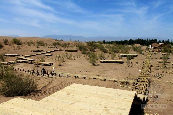 甘肃张掖斥资4.35亿建国家沙漠体育公园 工期5年