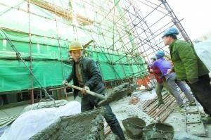 北京老旧小区抗震节能试点进入尾声