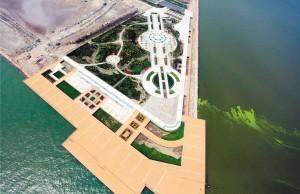天津滨海新区新建改建八个公园