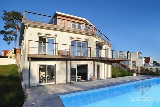 北欧风格现代别墅