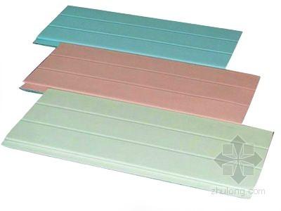 外墙外保温材料有相当大的市场容量