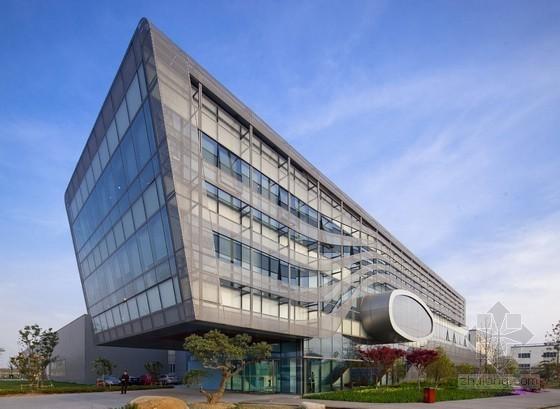 AECOM设计江阴Envision Energy总部