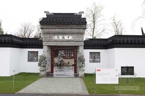 世界园艺博览会荷兰开幕,中国馆尽显中华文化